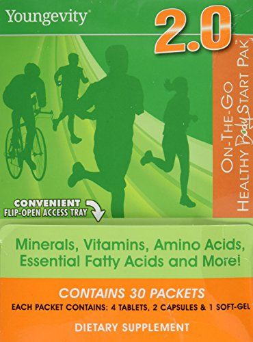 - On-the-go Healthy Body Start Pak 2.0 (30 packets)