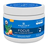 Navitas Organics Daily Superfood Boost, Focus, 4.2 Ounce