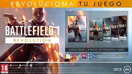 Battlefield 1 - Edición Revolution (La caja contiene un código de descarga - Origin): Amazon.es: Videojuegos