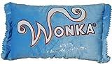 NECA Willy Wonka Blue Chilly Chocolate Creme 20'' x 12'' Plush Pillow
