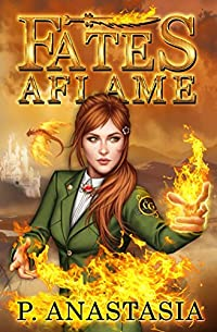 Fates Aflame by P. Anastasia ebook deal