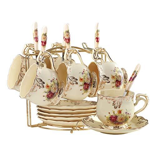 6 Cup Tea Set - 3