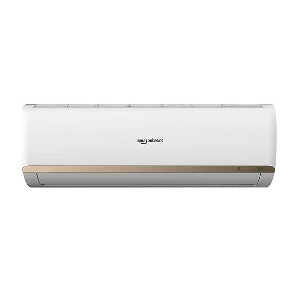 AmazonBasics 1 5 Ton 3 Star Inverter Split AC (Copper Condenser, White)