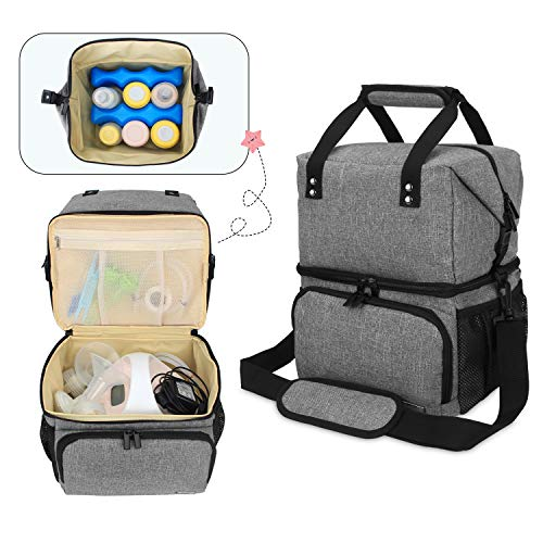 Luxja Breast Pump Bag