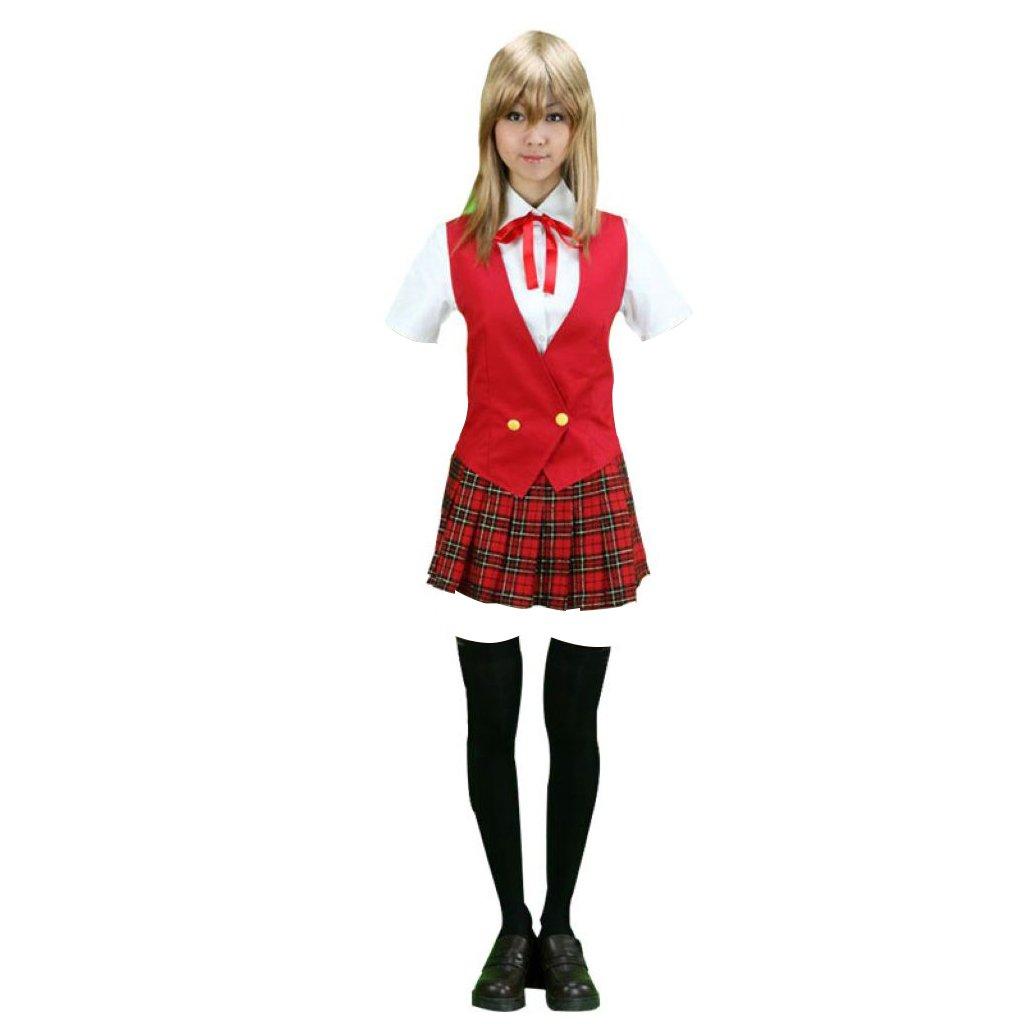 Dream2Reality - Disfraz de colegial para cosplay para mujer, talla ...
