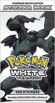 Book Pokemon Mini-Sticker Book: White Edition