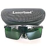 EP-6-5 Er:YAG 2940nm OD4+ Far IR Infrared Laser Protective Goggles Safety Glasses T=30% IPL
