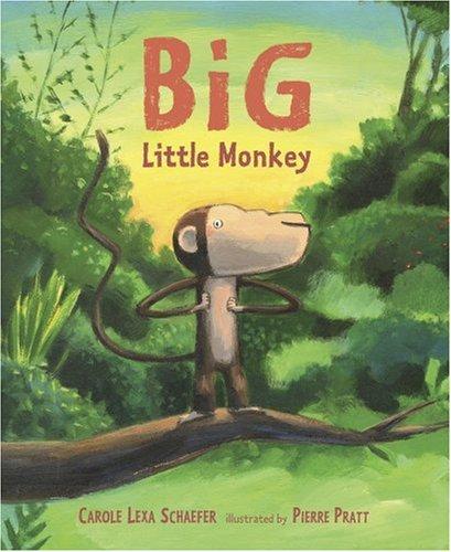 Download Big Little Monkey pdf epub