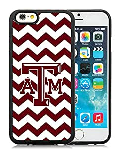 Perfect fit for your beloved phone,100% Brand New Southeastern Conference SEC Football Texas A&M Aggies 02 Black For iPhone 6 (4.7) TPU Case