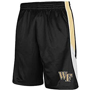 Mens NCAA Wake Forest Demon Deacons Basketball Shorts (Team Color) - 2XL