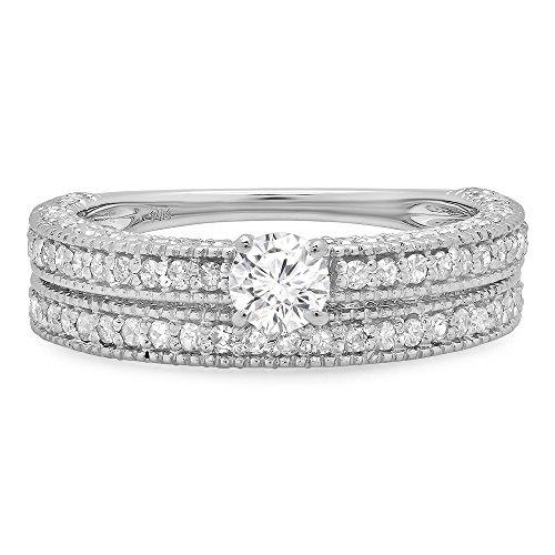 1.55 Ct Round Diamond - 3
