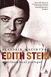 Edith Stein: A Philosophical Prologue