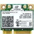 インテル デュアルバンド 高速 Wi-Fi 通信Band Wireless-802.11 AC Intel 7260 最大リング867 Mbps+ Bluetooth 4.0 無線LANカード