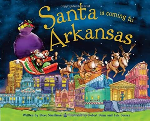 Santa Is Coming to Arkansas (Coming To America Blu)