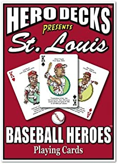 product image for Hero Decks - St. Louis Cardinals - Playing Cards