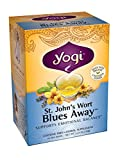 Yogi Teas St. John's Wort Blues Away, 16 Count (Pack of 6)