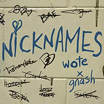 Nicknames Feat Gnash By Walk Off The Earth On Amazon Music Amazon Com