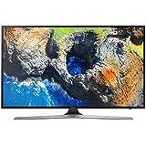 "Samsung UE49MU6120K 49"" 4K Ultra HD Smart TV Wi-Fi Black LED TV - LED TVs (124.5 cm (49""), 3840 x 2160 pixels, LED, Smart TV, Wi-Fi, Black)"