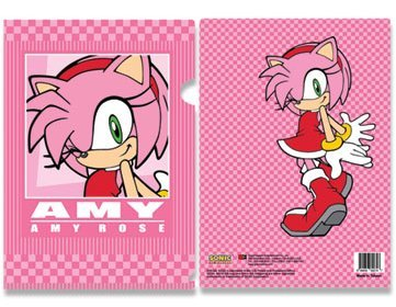 (Sonic Amy File Folder (Pack of)