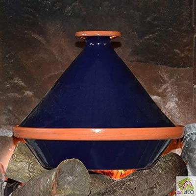 Tajín especial fuego azul noche - D 27 cm: Amazon.es: Hogar