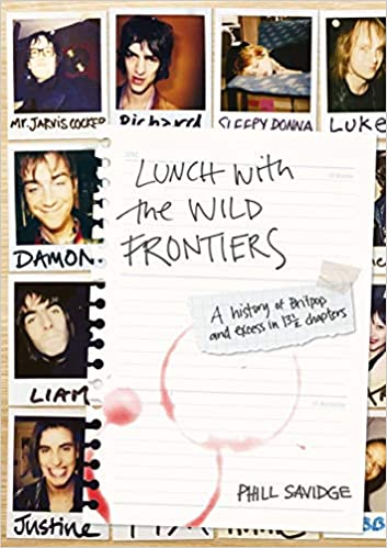 Image result for lunch with the wild frontiers