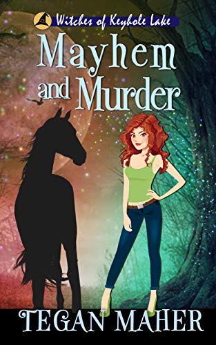 Horse Drawn Farm - Mayhem and Murder: Witches of Keyhole Lake Book 4 (Witches of Keyhole Lake Southern Mysteries)
