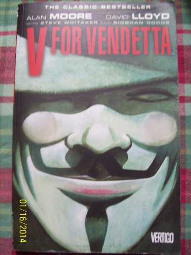 V is for Vendetta (V Is Vendetta)