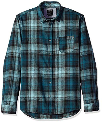 Modern Tapestries Collection - Quiksilver Men's Woven, Tapestry FATHERFLY Check M
