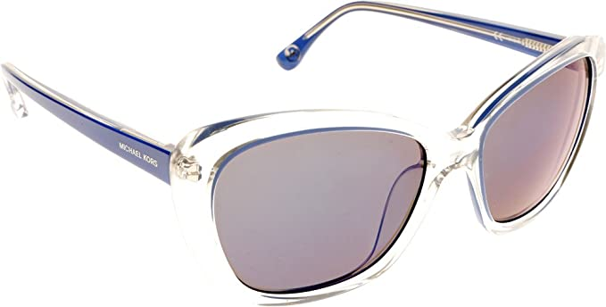 5e5e7c9c71bd Michael Kors Sabrina M2903S 402 56 Womens Sunglasses: Amazon.co.uk: Clothing