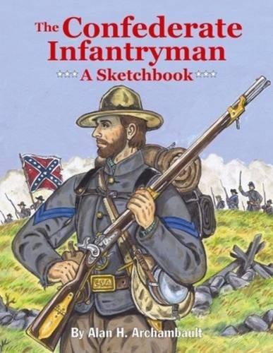 Confederate Costume General War Civil (Confederate Infantryman, The: A)