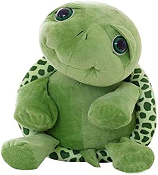 Lovely Plush Tortoise Turtle Animal Baby Stuffed Plush Comfort Doll Toys New EG