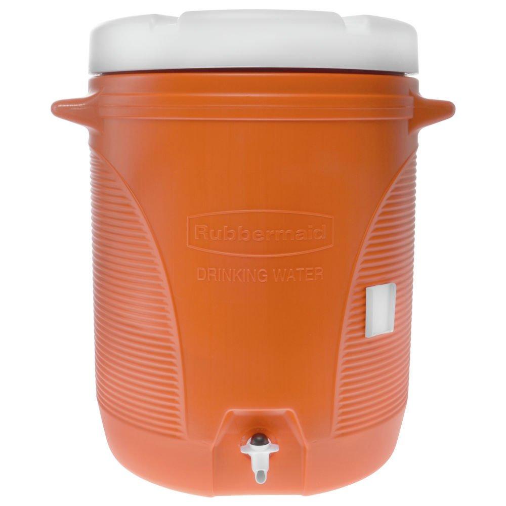 Water Cooler Orange 10GAL #11624