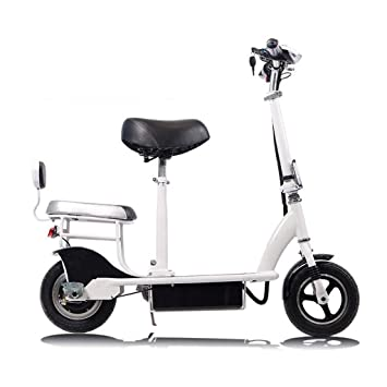 Patinetes eléctricos Scooter/Bicicleta para Adultos Mini Mini Scooter para Adultos Mini Bicicleta Plegable para