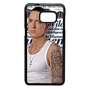 Protection Cover Samsung Galaxy Note 5 Edge Cell Phone Case Black Rofel Eminem Personalized Durable Cases