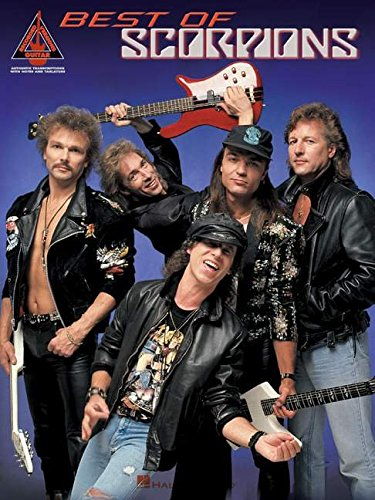 (Best of Scorpions (Guitar Recorded Versions))
