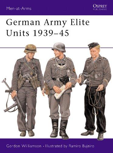 German Army Elite Units 1939?45 (Men-at-Arms)