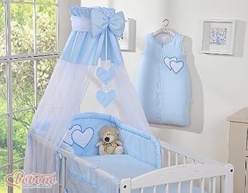 Zanzariera Letto Cotone : Beautiful new blu e facilmente modellabile sul letto a