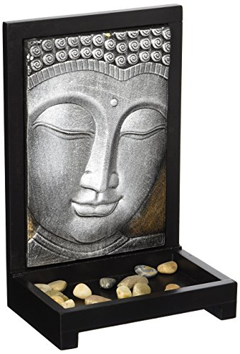 Gallery of Light Eastwind Gifts 10016194 Buddha Plaque Candle Decor