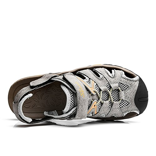 grigio Sandali INSE Grey uomo EU 40 wC4qFH