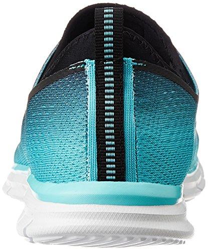 Skechers Glider - Deep Space - Zapatillas de deporte para mujer Aqua/Black