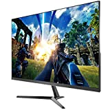 Pixio New PX277 27 inch 144Hz WQHD 2560 x 1440 Wide Screen Bezel Less Display Professional IPS (AH-VA) Adaptive Sync Gaming Monitor