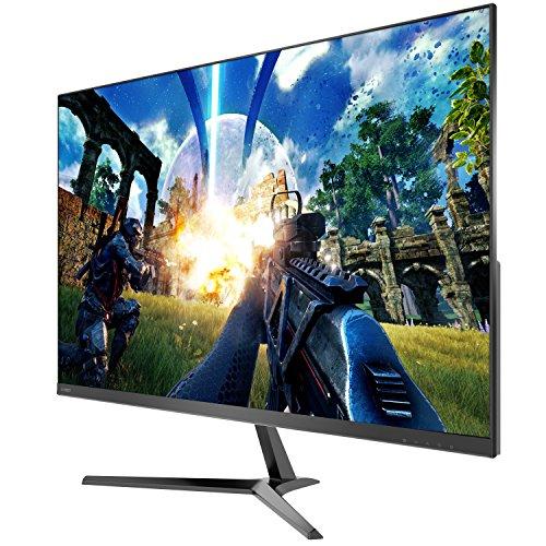 Pixio New PX277 27 inch 144Hz WQHD 2560 x 1440 Wide Screen Bezel Less Display Professional IPS (AH-VA) Adaptive Sync Gaming Monitor by Pixio