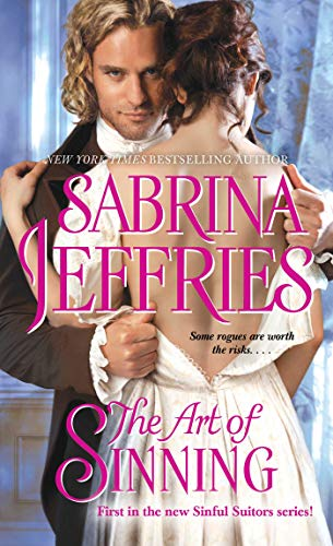 (The Art of Sinning (The Sinful Suitors Book 1))