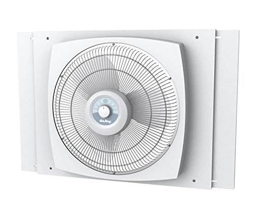 (Air King 9155 Window Fan, 16-Inch)