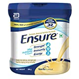 ABBOTT ENSURE Vanilla Drink Powder Dietary Supplement for Adults of all Age (400 Grams)