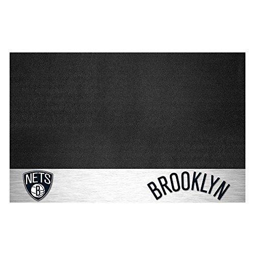 Fanmats NBA Brooklyn Nets Grill Mat, Small by Fanmats