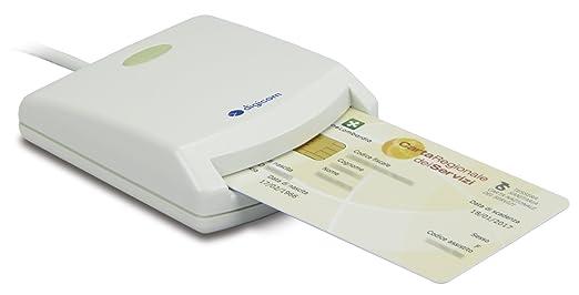 301 opinioni per Digicom 8E4479 lettore di smart card CNS & CRS