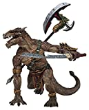 double headed battle axe - Papo Dragon Mutant