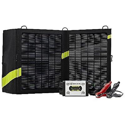 Goal Zero Guardian 12V Solar Recharging Kit with Nomad 13 Solar Panel