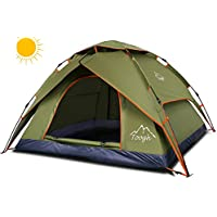 Toogh 2-3 Person Camping Tent 4 Season Backpacking Tent...